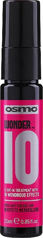Spray cu cheratină pentru păr - Osmo Wonder 10 Leave-In Treatment (mini) — Imagine N1