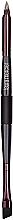 Parfumuri și produse cosmetice Pensulă pentru sprâncene - Laura Mercier Sketch & Intensify Double Ended Brow Brush
