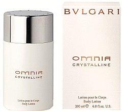 Parfumuri și produse cosmetice Bvlgari Omnia Crystalline - Loțiune de corp