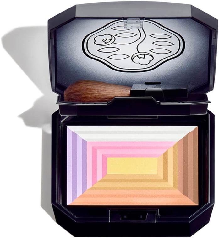 Pudră compactă iluminatoare - Shiseido 7 Lights Powder Illuminator — Imagine N1