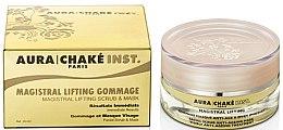 Parfumuri și produse cosmetice Mască-gomaj de față - Aura Chake Magisral Lifting Scrub & Mask