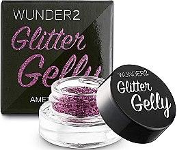 Parfumuri și produse cosmetice Luciu cosmetic pentru față, ochi și corp - Wunder2 Glitter Gelly