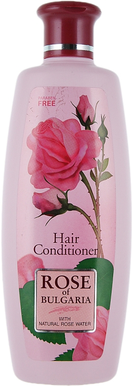 """Balsam de păr """"Apă de trandafir"""" - BioFresh Rose of Bulgaria Hair Conditioner — Imagine N1"""