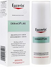 Parfumuri și produse cosmetice Cremă de față - Eucerin Dermo Pure Skin Adjunctive Soothing Cream