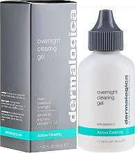 Parfumuri și produse cosmetice Gel de noapte pentru față - Dermalogica Active Clearing Overnight Clearing Gel