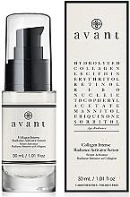 Parfumuri și produse cosmetice Ser-activator cu colagen pentru față - Avant Collagen Intense Radiance Activator Serum