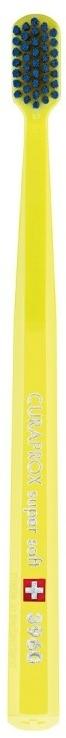 """Periuță de dinți """"Super Soft"""", galbenă - Curaprox — Imagine N1"""