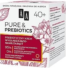 Cremă de zi pentru față 40+ - AA Pure & Prebiotics — Imagine N2