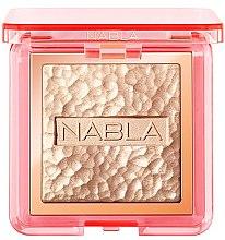 Parfumuri și produse cosmetice Iluminator pentru față - Nabla Skin Glazing Highlighter