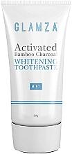 Parfumuri și produse cosmetice Pastă de dinți cu cărbune activ de bambus - Glamza Activated Bamboo Charcoal Toothpaste