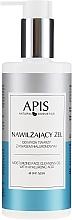Parfumuri și produse cosmetice Gel de curățare pentru față - APIS Professional Moisturising Cleansing Gel