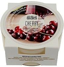 Parfumuri și produse cosmetice Lumânare aromată - House of Glam Sweet Cherry Liquer Candle (mini)