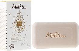 Parfumuri și produse cosmetice Săpun pentru față și corp - Melvita L'Or Bio Soap