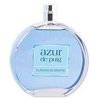 Parfumuri și produse cosmetice Antonio Puig Azur de Puig - Apă de toaletă
