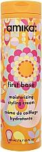 Parfumuri și produse cosmetice Cremă hidratantă pentru păr - Amika First Base Moisturizing Styling Cream