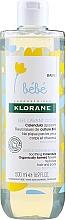 Parfumuri și produse cosmetice Gel blând de curățare pentru copii - Klorane Bebe Gentle Cleansing Gel Soothing Calendula (cu dozator)