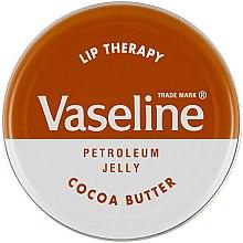 "Parfumuri și produse cosmetice Balsam de buze ""Cacao"" - Vaseline Lip Therapy Cocoa Butter Lips Balm"