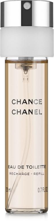Chanel Chance - Apă de toaletă (refill) — Imagine N3