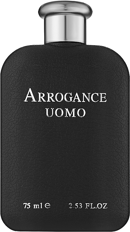 Arrogance Uomo - Apă de toaletă — Imagine N1