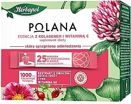 """Parfumuri și produse cosmetice Supliment alimentar """"Esență cu colagen și vitamina C"""" - Polana"""