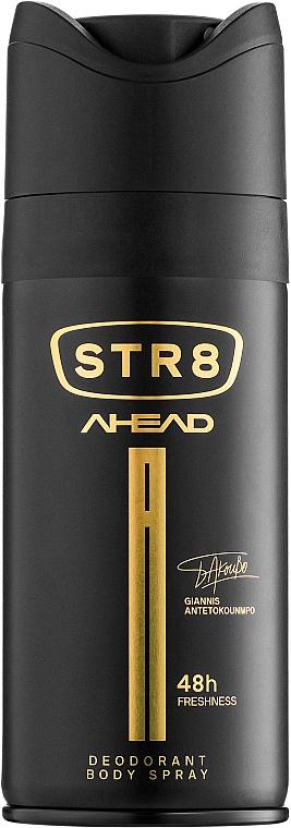 Str8 Ahead - Deodorant