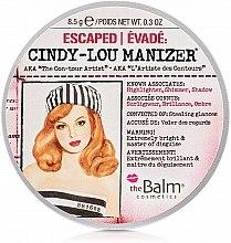 Iluminator, shimmer - theBalm Cindy-Lou Manizer Highlighter & Shadow — Imagine N2