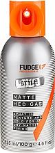 Parfumuri și produse cosmetice Spray de păr - Fudge Matte Hed Gas Mattes Spray