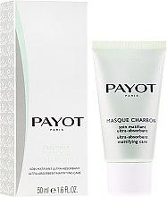 Parfumuri și produse cosmetice Mască de față cu cărbune - Payot Pate Grise Masque Charbon