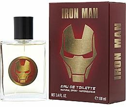 Parfumuri și produse cosmetice Air-Val International Marvel Iron Man - Apă de toaletă