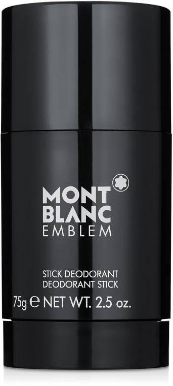 Montblanc Emblem - Deodorant stick — Imagine N1