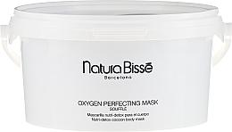Mască detox nutritivă pentru corp - Natura Bisse Oxygen Perfecting Mask Soufle — Imagine N1