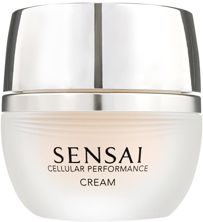 Cremă revitalizantă cu efect anti-îmbătrânire - Kanebo Sensai Cellular Performance Cream — Imagine N1