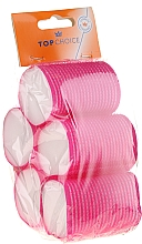 Parfumuri și produse cosmetice Bigudiuri 5 buc, 44mm, 3455 - Top Choice
