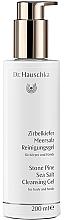 Parfumuri și produse cosmetice Loțiune de curățare pentru mâini și corp - Dr. Hauschka Stone Pine Sea Salt Cleansing Gel