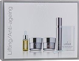 """Parfumuri și produse cosmetice Set pentru față """"Anti-îmbătrânire"""" - LOOkX Try Me Set Lifting Anti-Ageing"""