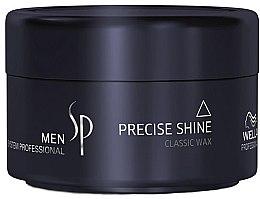 Parfumuri și produse cosmetice Ceară pentru aranjarea și strălucirea părului - Wella SP Men Precise Shine Classic Wax