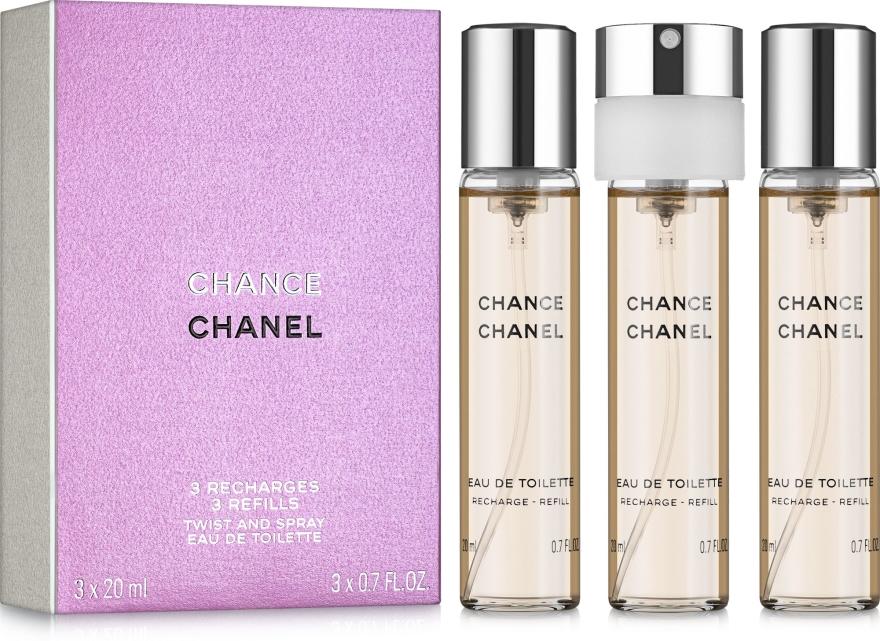 Chanel Chance - Apă de toaletă (refill) — Imagine N1