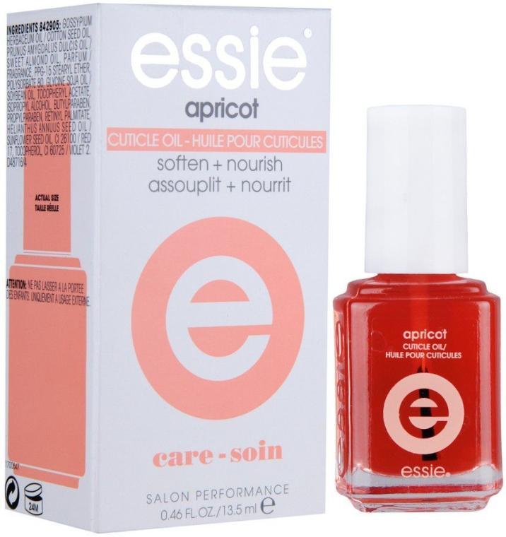 Ulei pentru cuticule - Essie Apricot Cuticle Oil — Imagine N3