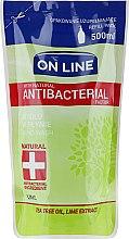 "Parfumuri și produse cosmetice Săpun lichid ""Lime"" - On Line Lime Liquid Soap (doypack)"