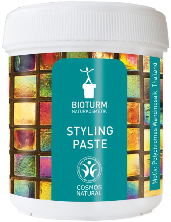 Pastă de păr № 124 - Bioturm Styling Paste — Imagine N1