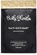 "Parfumuri și produse cosmetice Scrub pentru corp ""Ovăz"" - Body Blendz Oats Oats Baby Scrub"