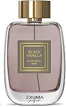 Parfumuri și produse cosmetice Exuma Black Vanilla - Apă de parfum