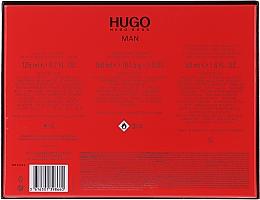 Hugo Boss Hugo Man - Set (edt/125ml+ deo/150ml + sh/gel/50ml) — Imagine N2
