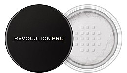 Parfumuri și produse cosmetice Pudră transparentă pentru față - Makeup Revolution Pro Loose Finishing Powder