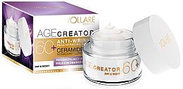 Parfumuri și produse cosmetice Cremă antirid regenerantă 60+ - Vollare Age Creator Regenerating Anti-Wrinkle Cream Day/Night 60+