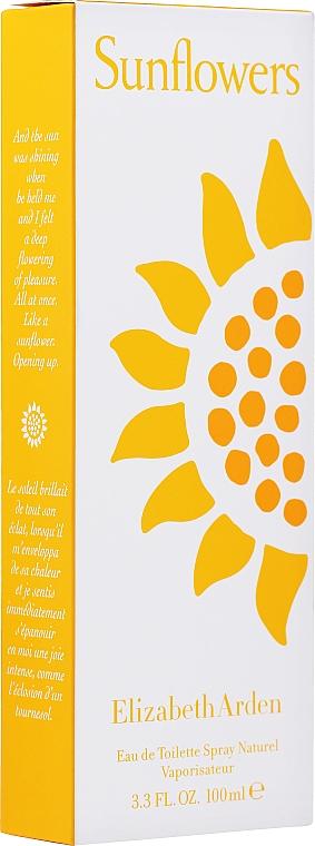 Elizabeth Arden Elizabeth Arden Sunflowers - Apă de toaletă