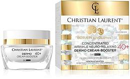 Parfumuri și produse cosmetice Cremă concentrată pentru față 40+ - Christian Laurent Botulin Revolution Concentrated Dermo Cream-Booster
