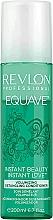 Parfumuri și produse cosmetice Balsam de păr fără clătire - Revlon Professional Equave Volumizing Detangling Conditioner