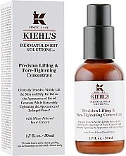 Parfumuri și produse cosmetice Concentrat pentru față - Kiehl's Precision Lifting & Pore-tightening Concentrate