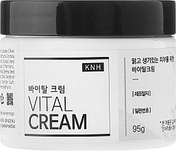 Parfumuri și produse cosmetice Cremă hidratantă pentru față - KNH Vital Cream